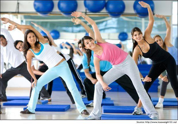 Dance Aerobics for Weight Loss