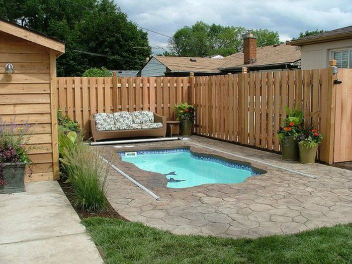 17 best ideas about petite piscine coque on pinterest piscine caron plonge - Prix d une piscine caron ...