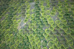 Iedera solara fotovoltaica