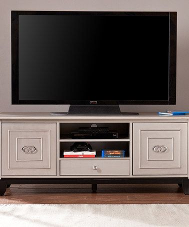 This 60'' Orion TV & Media Stand is perfect! #zulilyfinds