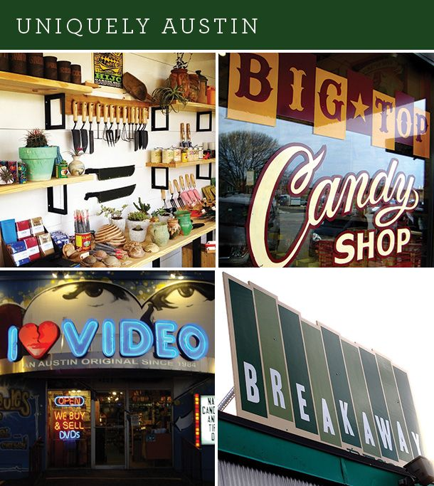 Guide to Austin Shopping | Camille Styles