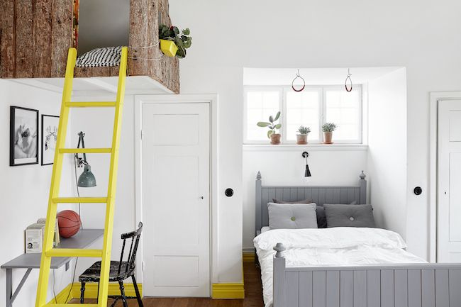 my scandinavian home: A 100 year old Southern Sweden house / give-away winner
