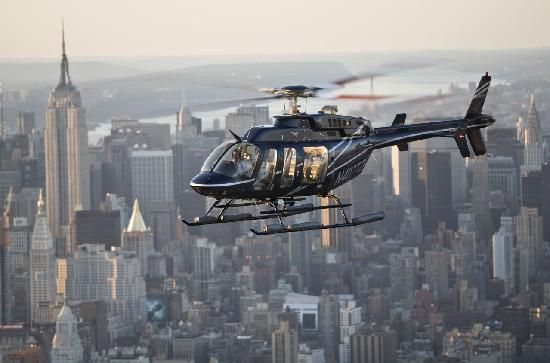 Helicopter Flight Services Helicopter Tours - New York City