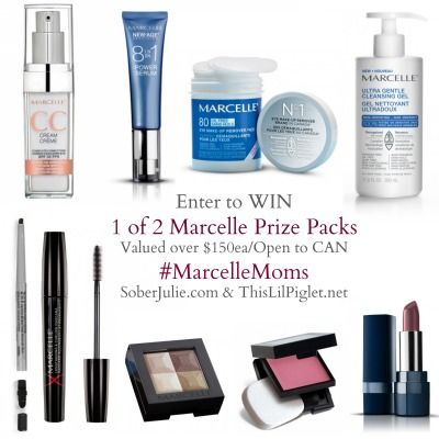 How to Choose the Right Skin Enhancer - $150 Giveaway #MarcelleMoms