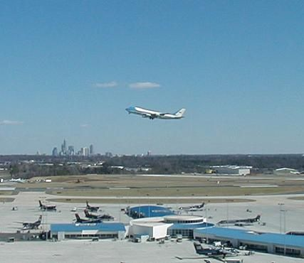 Charlotte North Carolina airport