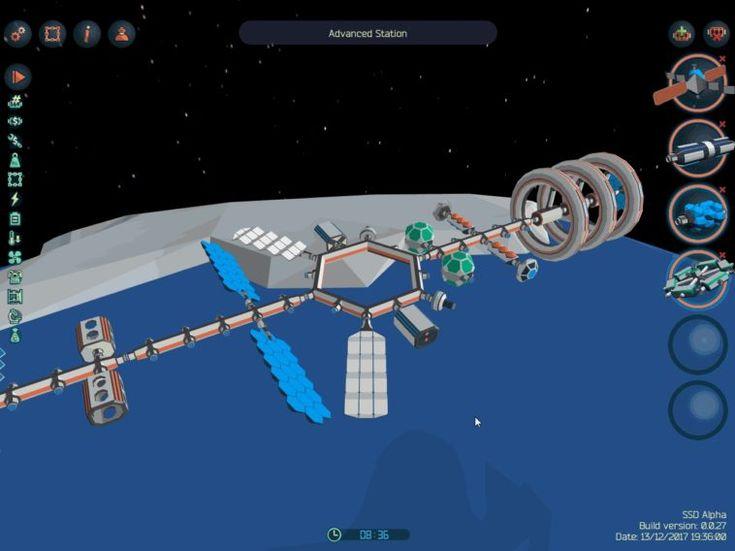 Space Station Designer: Un juego para diseñar tus propias estaciones espaciales - https://www.vexsoluciones.com/noticias/space-station-designer-un-juego-para-disenar-tus-propias-estaciones-espaciales/