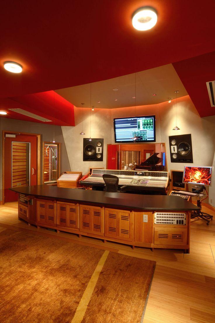 Shipping container music studio joy studio design gallery best - Recording Studio Acoustics