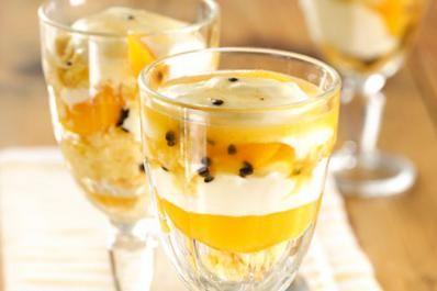 Granadilla Trifle Recipe