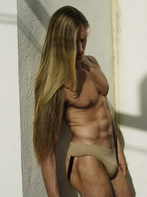 from Jeremiah young long hair naked boy