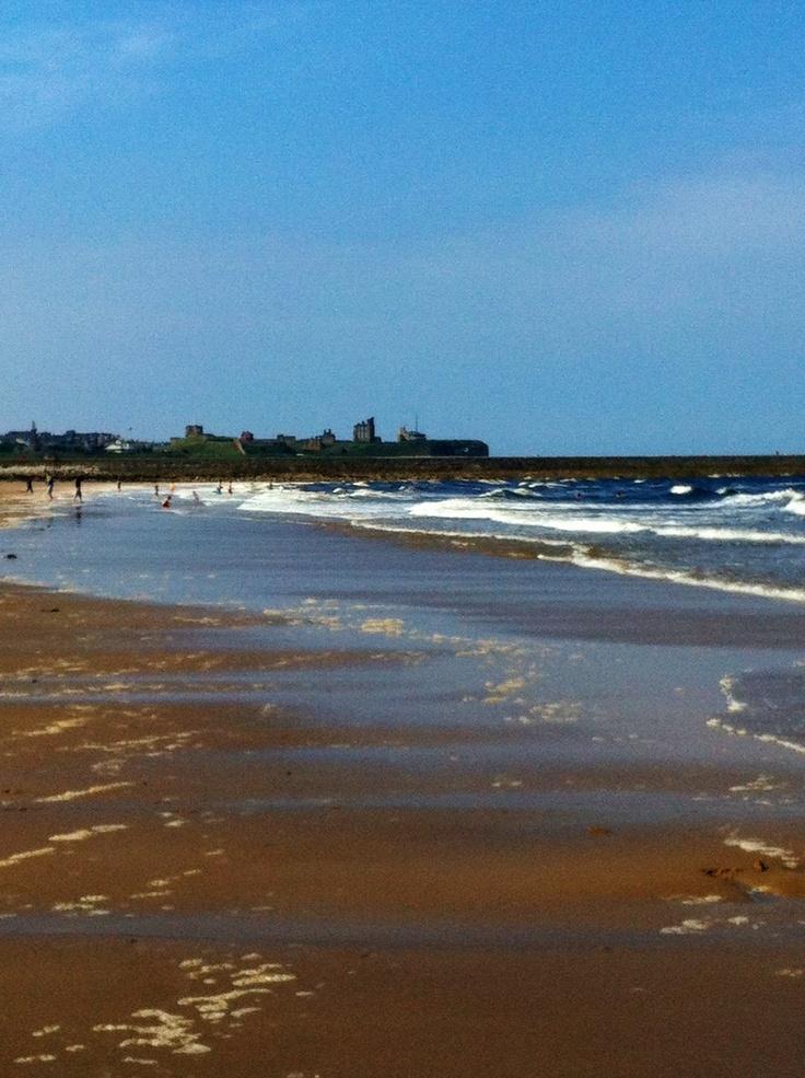 South Shields Beach :-) Love this view!!!
