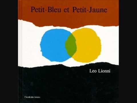 """Histoire animée:""""Petit bleu et Petit jaune"""".wmv"""