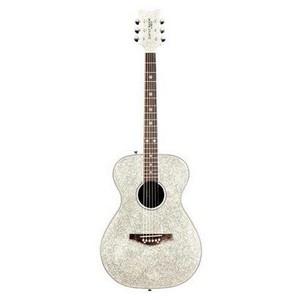 Taylor Swift's Sparkly Custom Talor Guitar!! <3