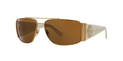 Versace Mens Sunglasses (VE2163) Multicolor/Brown Metal  Polarized  63mm For Sale https://eyehealthtips.net/versace-mens-sunglasses-ve2163-multicolorbrown-metal-polarized-63mm-for-sale/