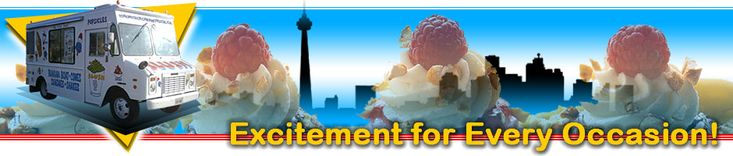 Seeking for a reliable company, which specializes in ice cream catering in Toronto? Look no further than Toronto Ice Cream Truck. Toronto Ice Cream Truck is a family owned and operated ice cream truck. We are specialized in catering ice cream products for events such as birthday parties, corporate & sporting events, weddings, etc.