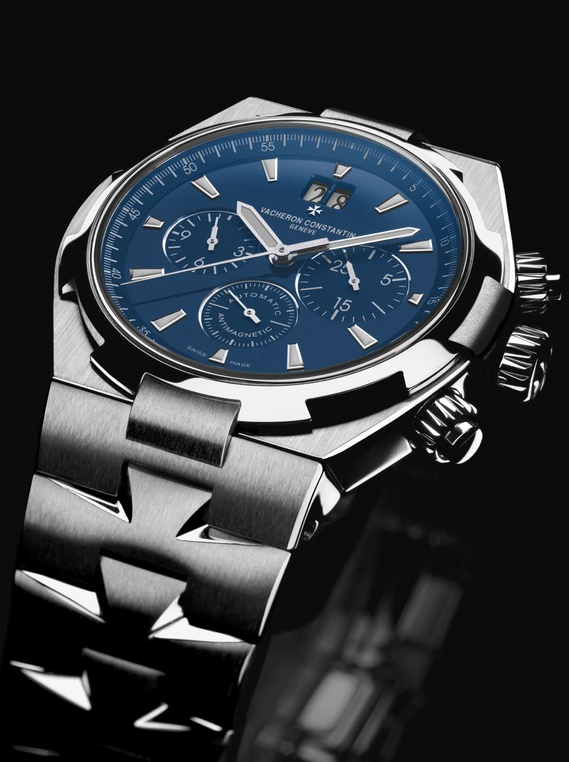 The New Blue Vacheron Constantin Overseas Chronograph