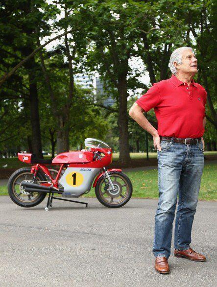 MV Agusta und Giacomo Agostini