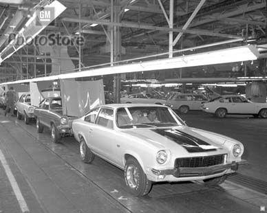 1973 Chevrolet Vega GT Hatchback Coupe