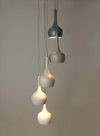 48 best lighting images on pinterest ceiling rose art deco design nell cluster ceiling lights home lighting bhs aloadofball Gallery