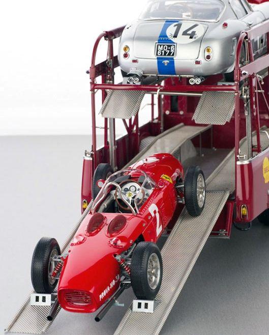 Transport Ferrari: 1957 Ferrari Racing Transporter, Type Fiat 642 RN2