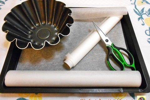 Come utilizzare la carta da forno