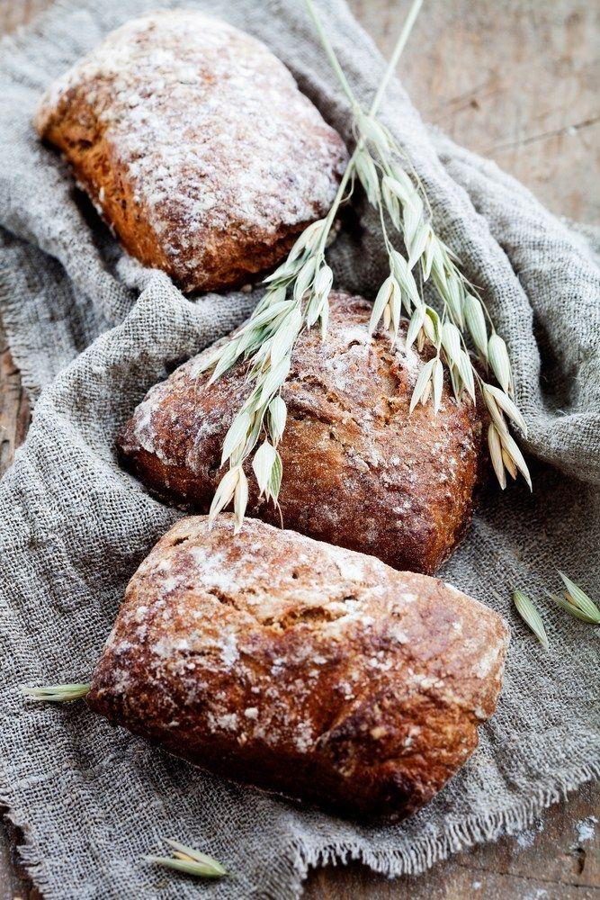 Рецепт Ржаные булочки (Roggenbrötchen)