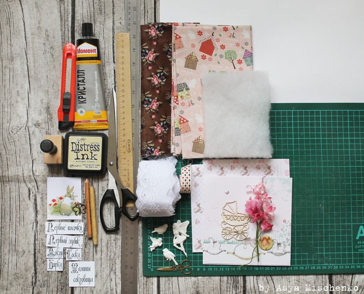 "Шкатулка Аси Мищенко: Мастер-класс ""Мамины сокровища"" A tutorial showing how to make box album with fabric"