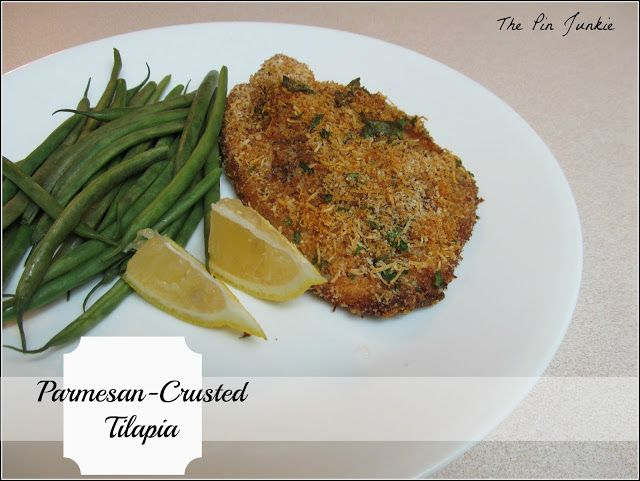 The Pin Junkie: Two Ways to Cook Tilapia