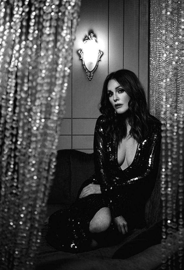 Julianne Moore fotografiada por Brian Bowen Smith, 2015