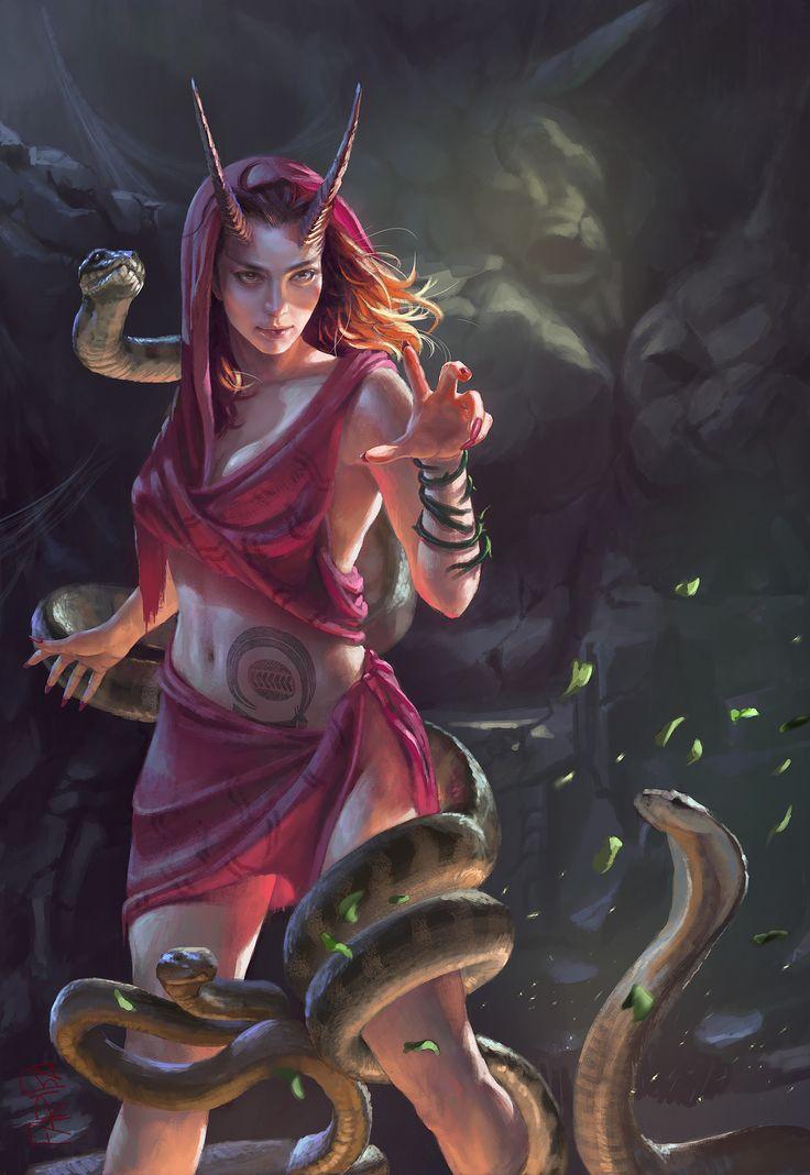 Demon mistress