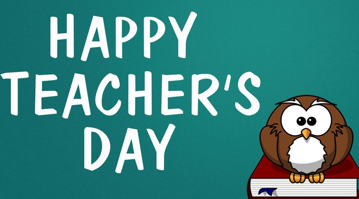 If #students are the building block of modern #India;Then #teachers are cement to that purpose. #Happy teachers day.