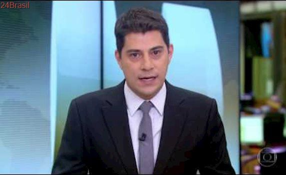 Jornal Hoje - Globo suspende José Mayer por causa de assédio sexual
