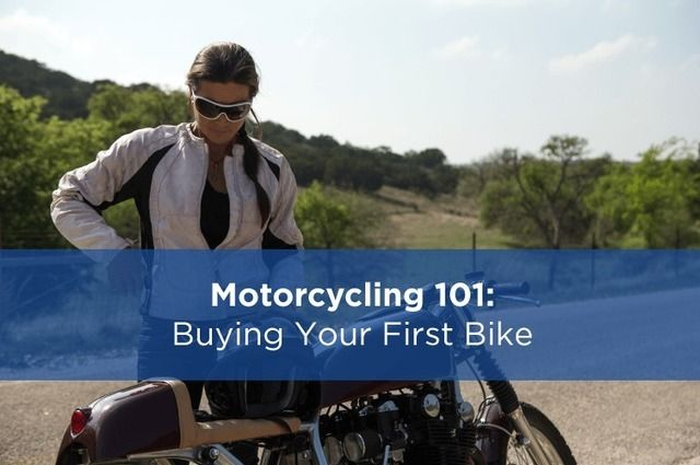 What do I ride? buying guide for different types of motorcycles and their uses