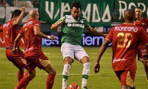 ¡Deportivo Cali goleó a Rionegro Águilas!  Lo superó por 3-0 en la Fecha 12 de la Liga Águila con tantos de Jéfferson Duque, Miguel Murillo y Máyer Candelo.