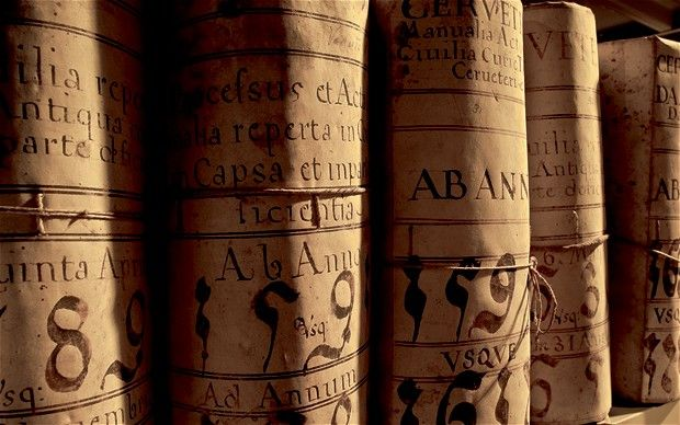 Galileo's heresy trial and Henry VIII's divorce plea: Vatican Secret Archives on display