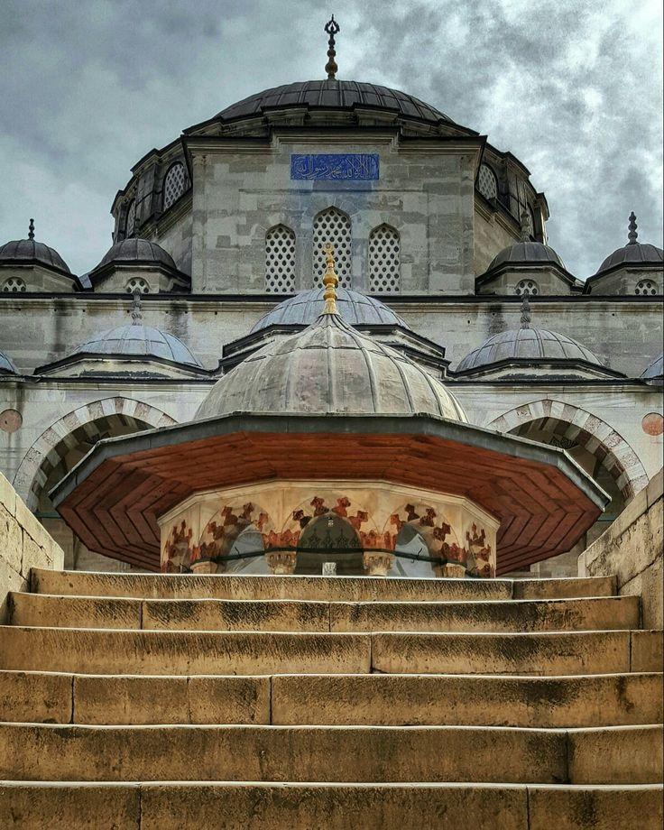 Sokullu Mehmet Paşa Camii Kadırga İstanbul
