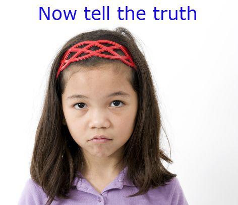 11 ways to raise a truthful child
