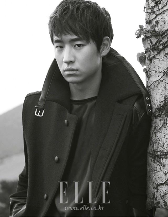 Lee Je Hoon - Elle Magazine September Issue '12