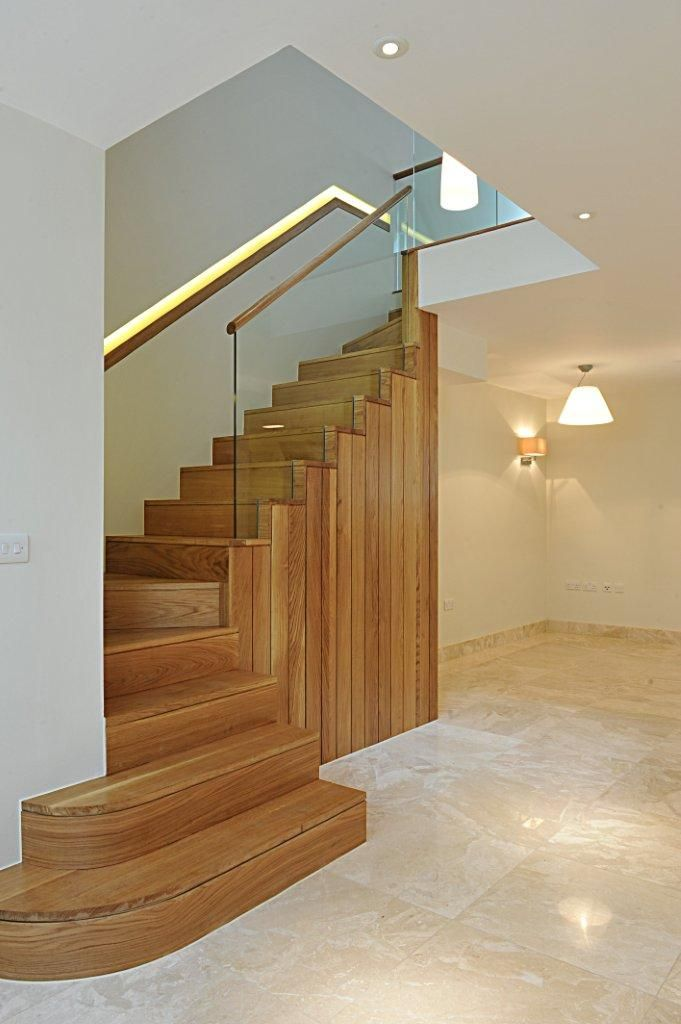 60 best Oak Staircases Bespoke Staircases images on