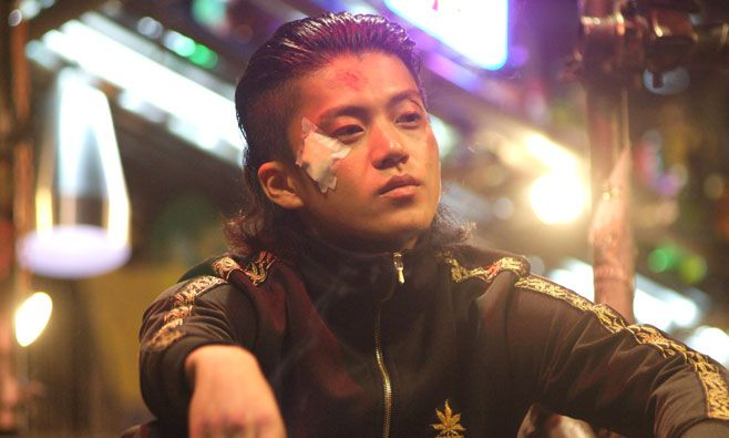 Jaket Sporty Takiya Genji – Crows Zero
