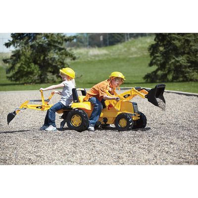 Kettler CAT Backhoe Pedal Tractor $250 Northern Tool on 6/18/15