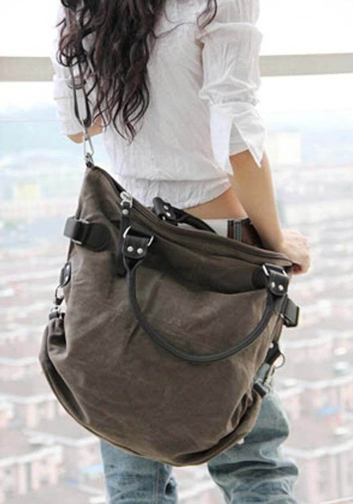 Cheap handbag michael, Buy Quality handbags cross directly from China handbag set Suppliers:    Fashionable Womens Bag Bolsa Lona 2015 Women's Handbag Big Size Black/Blue/Coffee Large Canvas Bag Shoulder Bag Desig
