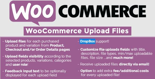awesome WooCommerce Upload Files v20.2 - WordPress Plugin Download Free