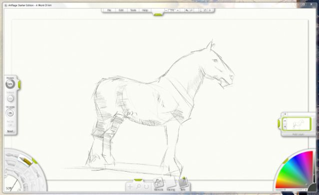 Drawing Programs and Art Software: Artrage