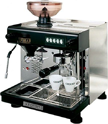 Office Expobar Espresso Machine -- More details @ http://www.amazon.com/gp/product/B01GQNBCW4/?tag=pincoffee-20&puv=160716012812
