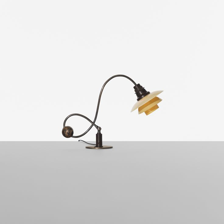 167: Poul Henningsen / PH 22 Piano lamp < Scandinavian Design, 8 May 2014 < Auctions | Wright