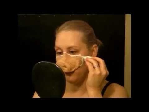 Miss Piggy makeup - YouTube