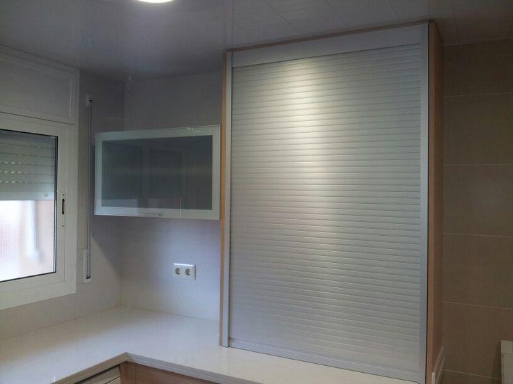 armarios persiana aluminio