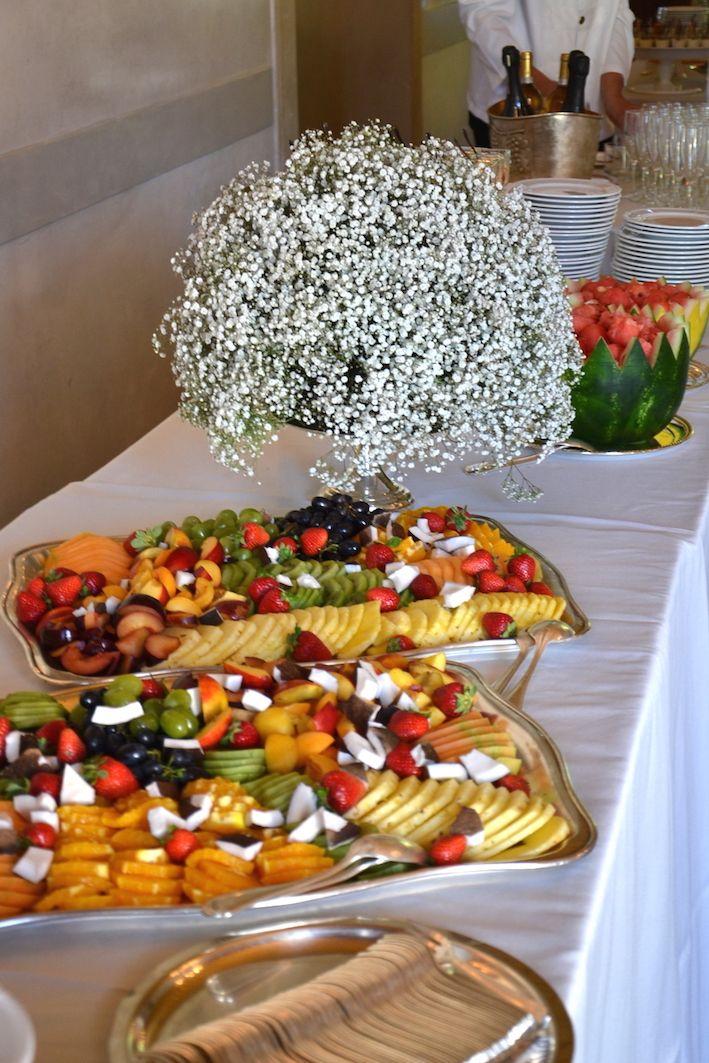 #fruit #frutta #summer #wedding #buffet #matrimonio #catering