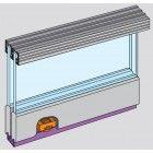 Glass Sliding Door Kits - Sliding Door Gear System For Glass Doors - Herkules Glass Sliding Doors