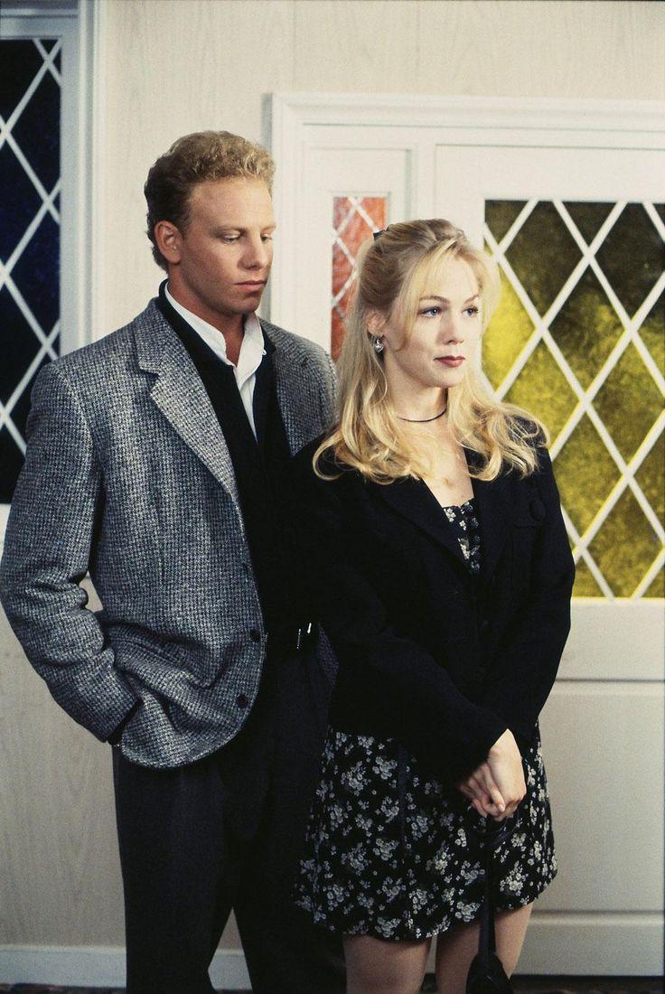 Ian Ziering, Jennie Garth - Saison 4 - Beverly Hills 90210 - © Paramount HE